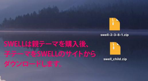 SWELLのzipファイル